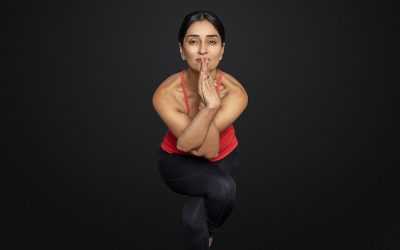 Yoga to unlock stress